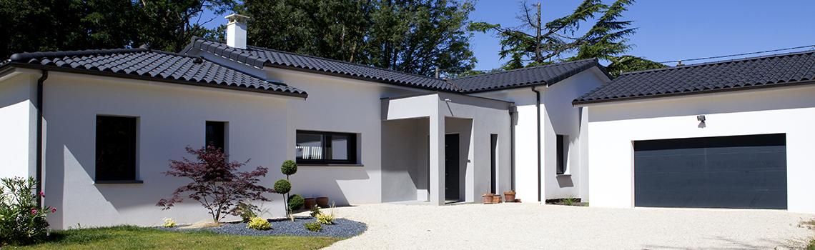 Le choix d 39 un constructeur de maison r gional toulouse et for Constructeur maison contemporaine toulouse