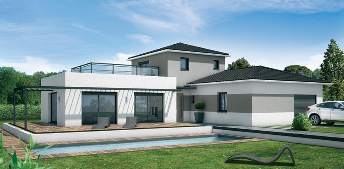 louvre villas et maisons de france. Black Bedroom Furniture Sets. Home Design Ideas