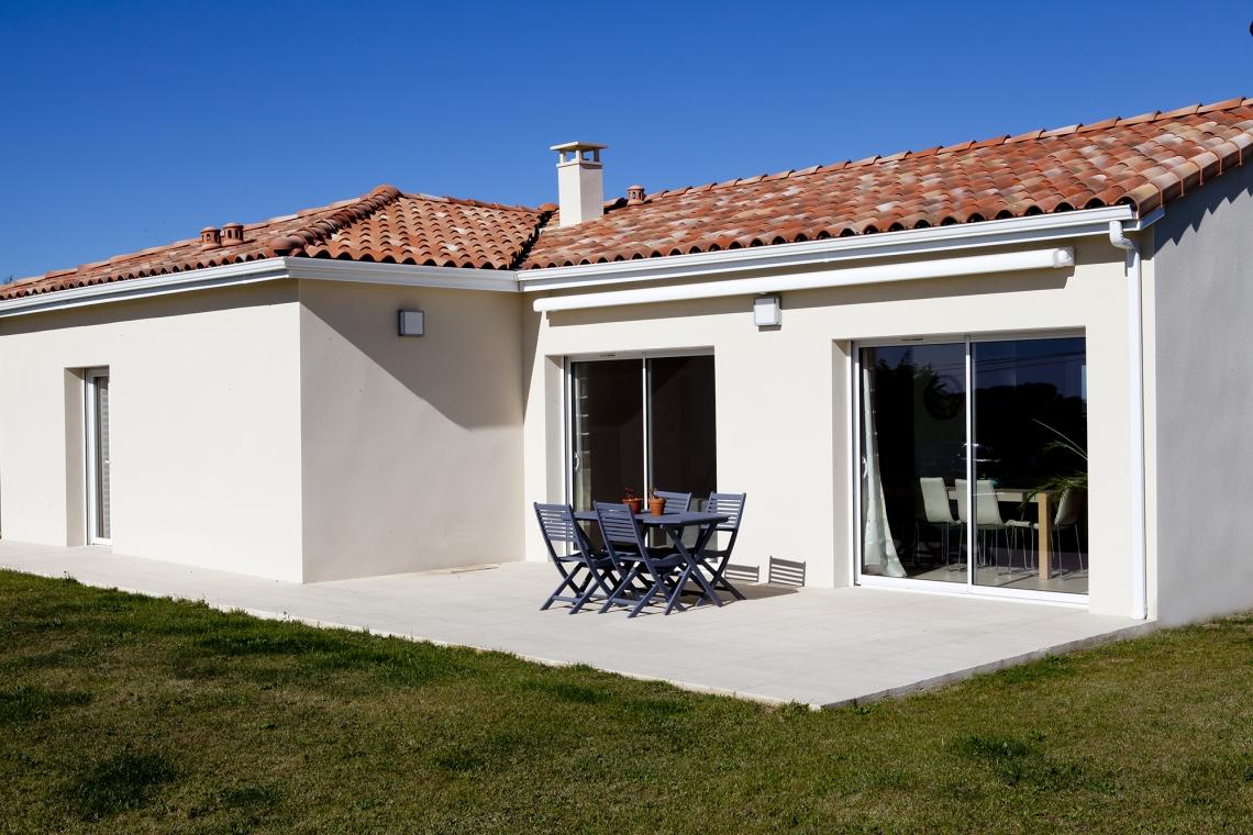 Jolie maison en l l 39 est de toulouse 31 villas et maisons de france for Maison en l