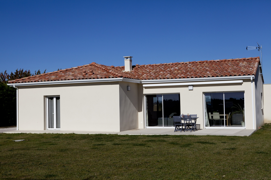 Merveilleux Une Réalisation Villas Et Maisons De France Portet Sur Garonne (Village Expo  De Toulouse) Belles Idees