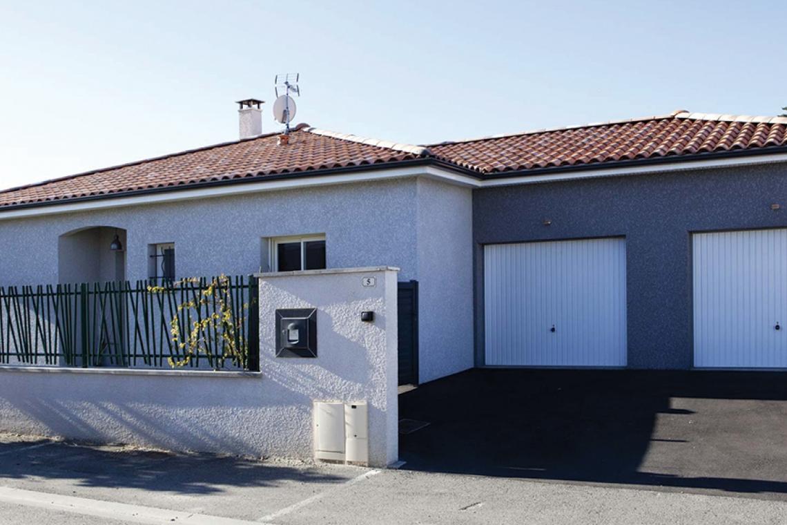 Maison Neuve En L De 120 M² à St Loup Cammas (31)