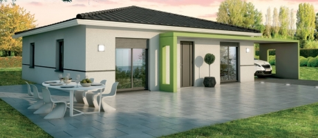 villas et maisons de france constructeur maison toulouse 31. Black Bedroom Furniture Sets. Home Design Ideas