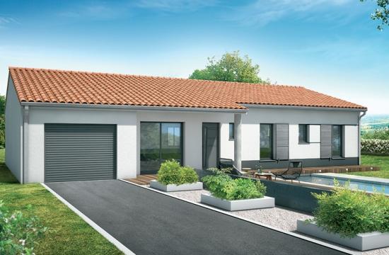 Traditionnelle votre maison authentique villas et for Maison rectangulaire moderne