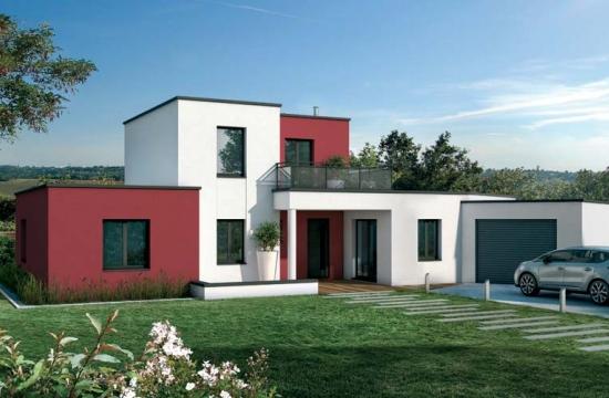 Contemporaine  Votre Maison Moderne  Villas Et Maisons De France
