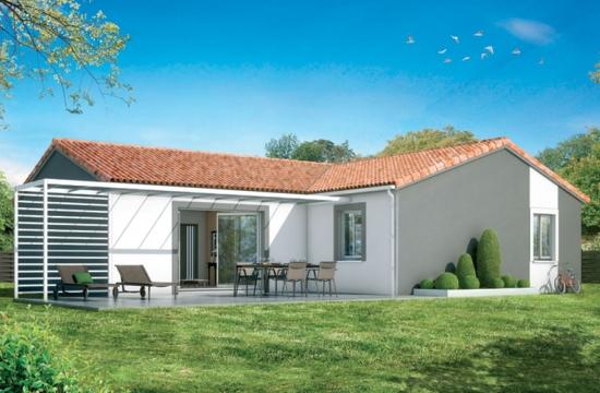 Combien coute une maison au m2 awesome mosaque grise dans for Combien coute une maison sans terrain